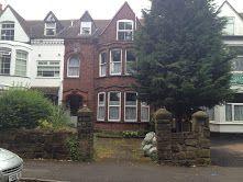 Thumbnail 1 bed flat to rent in Edward Road, Balsall Heath, Birmingham