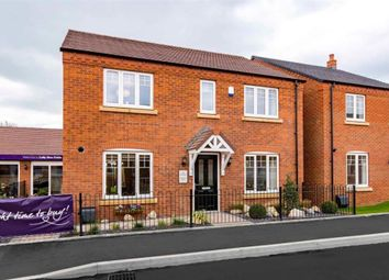 Thumbnail 4 bed detached house for sale in Napton Road, Stockton, Southam