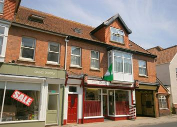 Thumbnail 3 bedroom flat for sale in Friday Street, Minehead