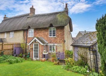 Thumbnail 1 bed cottage for sale in Wendlebury, Bicester