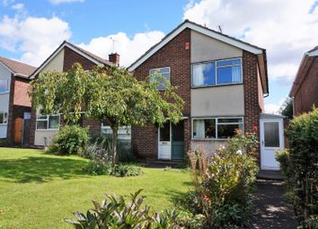Thumbnail 3 bed detached house for sale in Groby Road, Leicester
