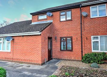 Thumbnail 2 bedroom terraced house for sale in Goose Green West, Beccles