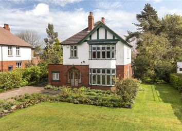 Thumbnail 4 bed detached house for sale in Wetherby Road, Leeds, West Yorkshire