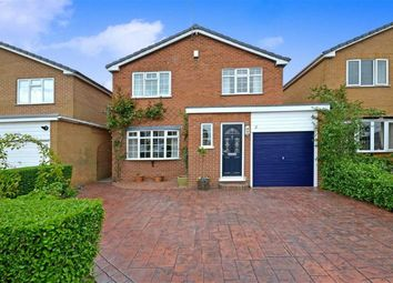 Thumbnail 4 bed detached house for sale in Athelstans Court, Sherburn In Elmet, Leeds