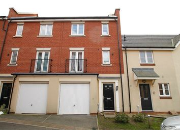 Thumbnail 3 bedroom town house for sale in Meridian Rise, Ipswich, Suffolk