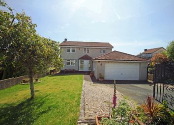 Thumbnail 4 bed detached house for sale in Hatshill Close, Plymouth