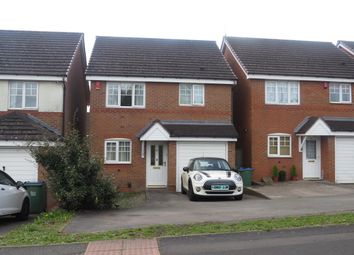 Thumbnail 3 bed property to rent in Thorncroft Way, Walsall