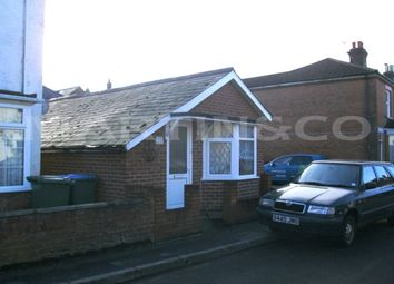 Thumbnail 1 bed detached bungalow to rent in Henry Road, Southampton