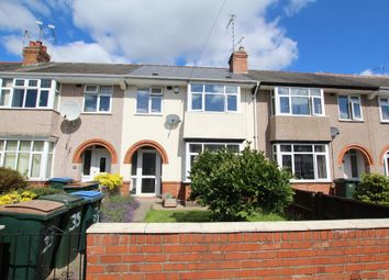 Thumbnail 3 bed terraced house for sale in Newey Road, Coventry
