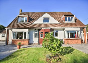 Thumbnail 4 bed detached house for sale in Station Road West, Wenvoe, Cardiff
