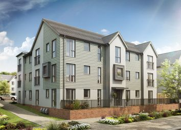 "Thumbnail 2 bedroom flat for sale in ""Aspen Flats"" at Rhodfa Cambo, Barry"