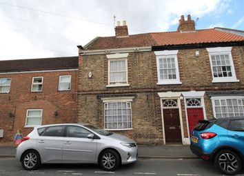 Thumbnail 2 bed terraced house for sale in Hailgate, Howden, Goole