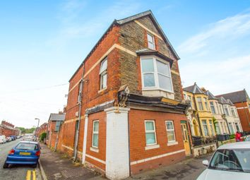 Thumbnail 6 bed end terrace house for sale in Monthermer Road, Roath, Cardiff
