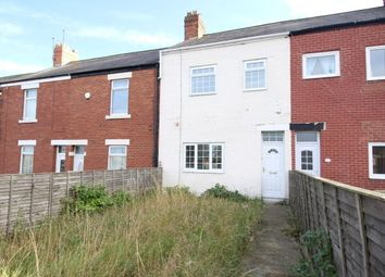 Thumbnail 3 bed terraced house for sale in Cottages Road, Seaham