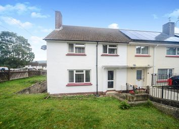 Thumbnail 3 bed end terrace house for sale in Moorland View, Newton Abbot, Devon