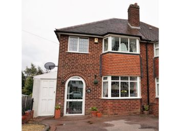 Thumbnail 3 bed semi-detached house for sale in Slade Road, Sutton Coldfield