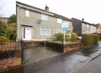 Thumbnail 3 bed semi-detached house for sale in Lennox Drive, Clydebank