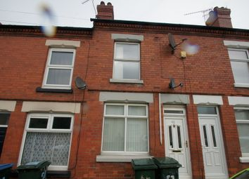 Thumbnail 3 bedroom terraced house to rent in Alfred Road, Coventry