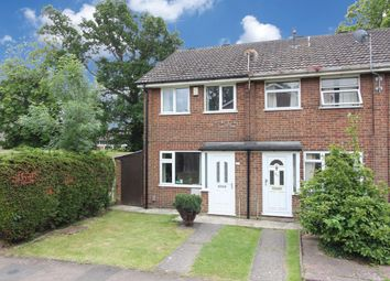 Thumbnail 2 bed end terrace house for sale in East Lodge Road, Ashford, Kent