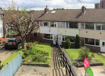 Thumbnail 3 bed town house for sale in Billingbauk Drive, Bramley, Leeds