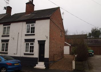 Thumbnail 2 bed cottage to rent in Main Street, Desford, Leicester