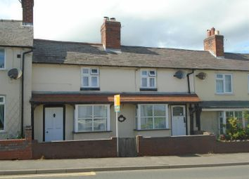 Thumbnail 3 bed terraced house for sale in Hereford Road, Bayston Hill, Shrewsbury
