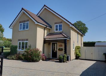 Thumbnail 4 bed detached house for sale in Netherend, Woolaston, Lydney, Gloucestershire.