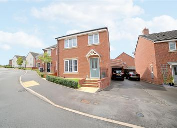 Thumbnail 4 bed detached house for sale in Abraham Drive, St. Georges, Telford