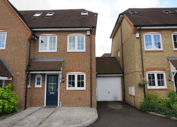 Thumbnail 3 bedroom semi-detached house for sale in Farm Close, Taplow, Maidenhead
