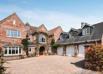 Thumbnail 6 bed detached house for sale in Manor Drive, Skegness, Lincs