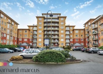 Thumbnail 2 bed flat for sale in Glebelands Close, London