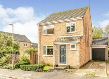 Thumbnail 3 bed detached house for sale in Holliers Crescent, Middle Barton, Chipping Norton, Oxfordshire