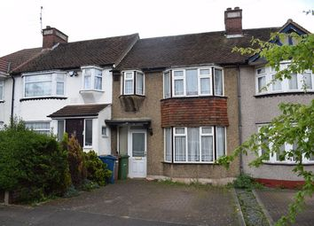 Thumbnail 3 bed terraced house for sale in Dryden Road, Harrow Weald