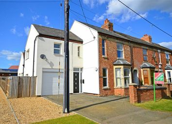 Thumbnail 4 bed semi-detached house for sale in Kettering Road, Walgrave, Northampton
