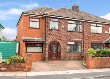 Thumbnail 5 bed semi-detached house for sale in Wynnstay Avenue, Maghull, Liverpool