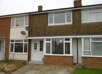 Thumbnail 2 bed terraced house to rent in Outerwyke Gardens, Felpham Bognor Regis, West Sussex