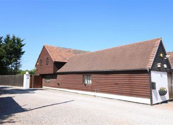 Thumbnail 5 bed barn conversion for sale in Barbers Bridge, Rudford, Gloucester