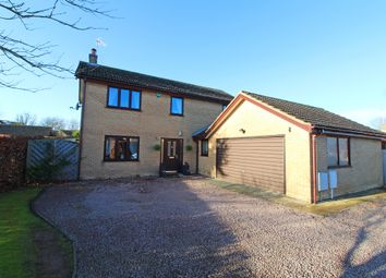 Thumbnail 3 bed detached house for sale in Cedar Road, Stamford