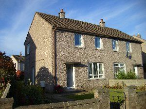 Thumbnail 2 bed semi-detached house to rent in Longmoor Crescent, Moray, Elgin