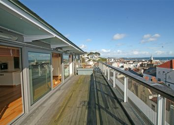 Thumbnail 3 bed flat to rent in Le Bordage, St Peter Port