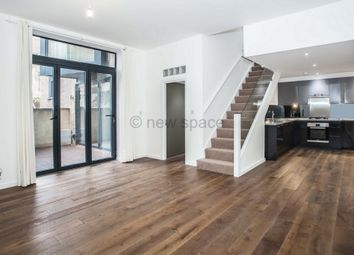 Thumbnail 3 bed flat to rent in Evering Road, Clapton