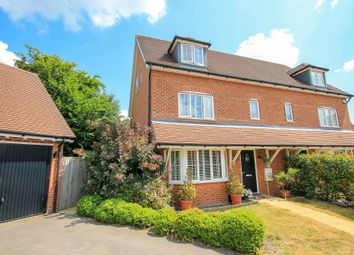 Thumbnail 4 bed semi-detached house for sale in Surrey View, East Grinstead