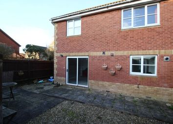 Thumbnail 2 bed terraced house for sale in Barley Cross, Wick St. Lawrence, Weston-Super-Mare