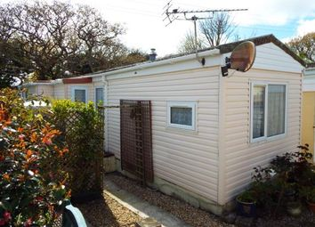 Thumbnail 1 bed mobile/park home for sale in Goldenbank, Falmouth, Cornwall