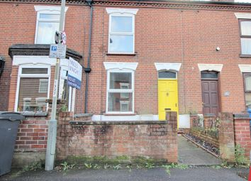 Thumbnail 2 bed terraced house to rent in Northcote Road, Norwich