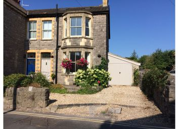 Thumbnail 4 bed semi-detached house for sale in Cliff Street, Cheddar
