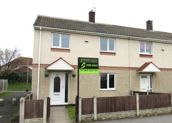 Thumbnail 3 bedroom end terrace house for sale in Hyperion Way, Rossington, Doncaster