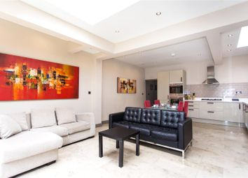 Thumbnail 3 bed flat for sale in Micklethwaite Road, London
