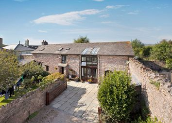 Thumbnail 4 bed barn conversion for sale in North Street, Denbury, Newton Abbot