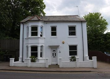 Thumbnail 2 bed flat to rent in 124 Pembury Road, Tonbridge